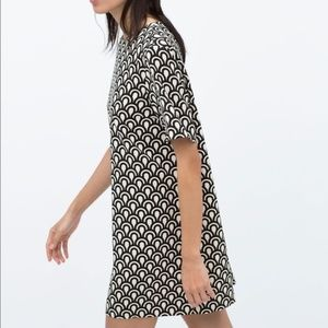 Zara Eyelet Dress